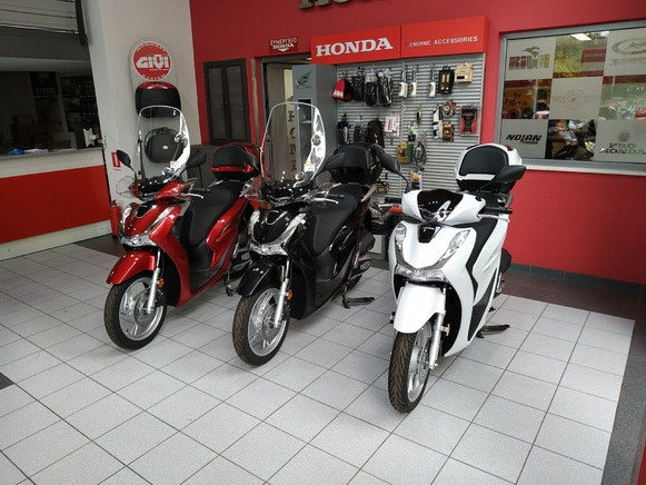 HONDA SH150i, FULL PACK, 4.250€
